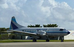 N41527 at Opa Locka - 2 February 2014 (John Oram) Tags: kopf opf opalocka convair440 miamiairlease n41527 tz30p1010730c