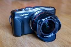 lumix fisheye panasonic 75mm photomatrix sanyang p1020574... (Photo: nigel@hornchurch on Flickr)