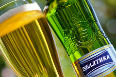Baltika (Helen Sessions) Tags: beer glass bottle beers international alcohol pint russian birra lager pivo baltika russianbeer helensessionsphotos helensessionsphotography helensessions
