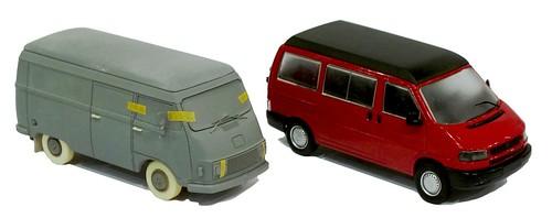 Premium Classixx Hanomag Transporter & VW T4 Multivan