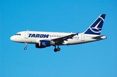 TAROM A318 YR-ASB (Adrian.Kissane) Tags: lhr a318 tarom 2955 yrasb