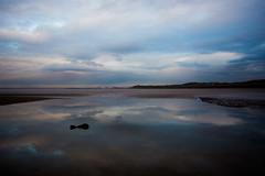 Leasowe at Low Tide (juliereynoldsphotography) Tags: sunset reflections lowtide leasowe juliereynolds juliereynoldsphotography