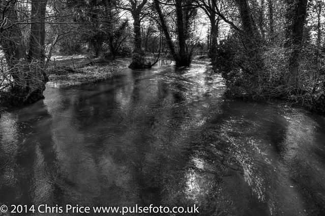 River Whitewater near Riseley Mill