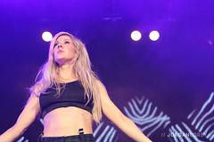 Ellie Goulding (jordanecorey) Tags: show music boston lights concert live livemusic halcyon agganisarena halcyondays elliegoulding