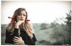 Ritratto. (Lorenzo Babucci.) Tags: blue summer portrait people bw italy woman white black sexy girl smile look night portraits canon vintage donna model eyes nikon italia fiume picture occhi hippie sensuality ritratti ritratto pensieri gabbiano beautifull bellezza intruder ragazza libert themoon labbra