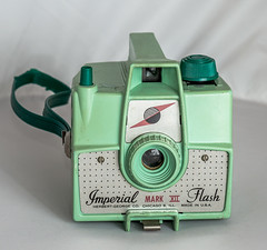 #156 Imperial Mark XII flash (1960) (maoby) Tags: camera collection 620