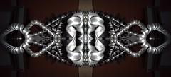 Elegant Elemental's (rhonda_lansky) Tags: metal steel silver grey elemental elegant artisticelegance coiledmetal elegantelementals creations formations design abstractart visual mirroredshapes mirroredabstract mirrorart symmetryart symmetrical symmetricalart symmetryartist symmetricalartist expressive rhondalansky texture art abstract lansky rhonda pattern poems shortstories storys writing metalpattern crazygeniuses gorgeous industrial aurorarose1st cutandpaste microsoftpaint mirrored artwork mirroredartwork mirror michigan michiganart michiganartwork