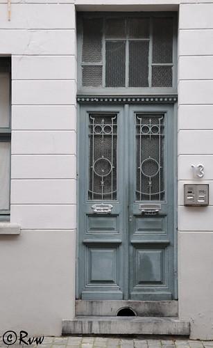 Mons / Bergen -- Rue des Belneux 13