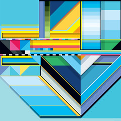 L.008a.mckie (Marks Meadow) Tags: abstract abstractart geometric geometricart design abstractdesign neogeo color pattern illustrator vector vectorart hardedge vectordesign interior architecture architectural blackwhite surreal space perspective colour asymmetry structure postmodern element cubism technology technical diagram composition aesthetic constructivism destijl neoplasticism decorative decoration layout contemporary symmetrical mckie