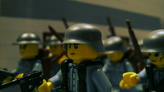 Lego WWII Chinese KMT soldiers