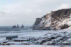 Vik view (10b travelling) Tags: 10btravelling 2017 carstentenbrink europa europe iptcbasic iceland icelandic reynisfjara vik vík víkímýrdal island shore south southcoast tenbrink winter