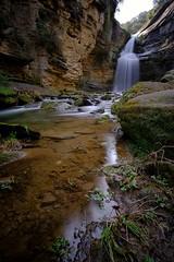 La Foradada,  a Cantonigròs,  Catalunya. (Kalinus) Tags: samyang rokinon 12mm waterfall river water cascada rio agua largaexposición nd longexposure