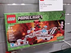 Toy Fair 2017 LEGO Minecraft 10 (IdleHandsBlog) Tags: minecraft toys videogames lego constructionsets toyfair2017