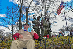 Smith, Howard (Pascal) - 23 Red (indyhonorflight) Tags: ihf indyhonorflight angela napili 2223 april