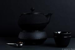 Week 9- Still Life (Jaime O. Mayer) Tags: tea still life black dogwood2017 dogwoodadvanced