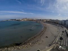 Otranto (lulo92) Tags: mare sea seascapes ocean blu sole sun sunset sunrise otranto lecce puglia apulia le bluew cloud clouds cloudscapes landscapes gopro gopro5 hero5