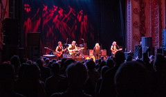63+468: Patti Smith in concert, Sydney, 09/04/17 (geemuses) Tags: pattismith punk rockmusic music rockandroll rocknroll horses album lp performance entertainment show gig statetheatre sydney nsw australia lennykaye tonyshanahan audience
