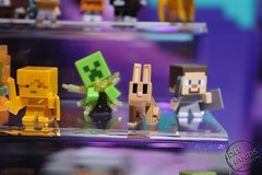 Toy Fair 2017 Mattel Minecraft 18 (IdleHandsBlog) Tags: matteltoyfair2017 minecraft toys videogames