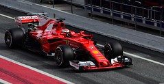 Ferrari SF17-JB / Kimi Räikkönen / GER / Scuderia Ferrari (Renzopaso) Tags: ferrari sf17jb kimi räikkönen ger scuderia formula one test days 2017 circuit barcelona racing race motor motorsport photo picture fia f1 formulauno formulaone formula1 ferrarisf17jb kimiräikkönen scuderiaferrari