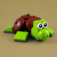 Cuddly Toys: Turtle (Swan Dutchman) Tags: lego toy cuddlytoy stuffedtoy plushtoy plushies snuggies stuffies snuggledanimals stuffedanimals softtoys knuffel knuffelbeest knuffeldier turtle schildpad