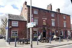 Red Lion - Stockton Heath, Warrington. (garstonian11) Tags: pubs cheshire warrington realale stocktonheath camra gbg2017 thwaites