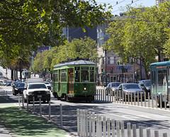 1814 on Market (imartin92) Tags: sanfrancisco california municipal railway muni trolley tram peterwitt streetcar