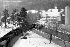 c.1973 - Ciments Vigier SA, Péry, Bern Canton, Switzerland. (53A Models) Tags: cimentsvigiersa industrial 060t slm23411913 steam freight péry berncanton switzerland train railway dampflok zug eisenbahn locomotive railroad