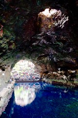 Jameos del Agua (Lanzarote) (Carlos (CR 76)) Tags: cave cueva samyang8mm xe1 fujifilm fuji canaryisle canarias lanzarote
