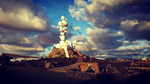 Monumento al Campesino - Lanzarote island