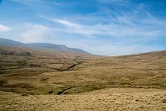 In the open (Justaboutdone74) Tags: angelpixcn blue clouds flowing green hike landscape mountains nationalpark nature nikond7100 river rocks sun vast wales walks libanus unitedkingdom gb