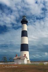 Bodie Island Lighthouse, OBX (crziebird) Tags: lighthouse obx outerbanks nc northcarolina bodieisland bodie island landmark coast coastal cape hatteras national seashore historic landscape