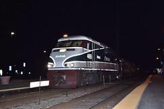 Amtrak 469 leading train #8. (mignowski5) Tags: 8 amtrak mortongrove empirebuilder cascades amtrak469 emd f59phi