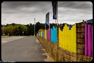 Fence Fridays - Pontins Southport