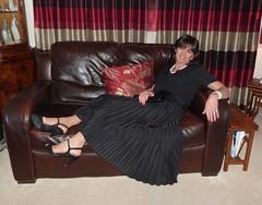 Wakey, wakey.... (susansmithtv) Tags: transvestite crossdresser cd tv tg tgirl tgurl tranny