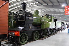 4-4-0 no 1621 (372Paul) Tags: nrm shildon nationalrailwaymuseum steam diesel electric e5001 class71 deltic lner emu 2hap black5 5000 sanspareil apt advancedpassengertrain
