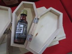 VERY Hot Sauce (DianesDigitals) Tags: dianesdigitals food sauce hotsauce