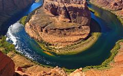 """King Bend"" (blacky_hs) Tags: horseshoe bend colorado river king"