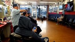 f_barbershop1 (ricksoloway) Tags: tucsonarizona arizonamojo barbershops newmillenniumbarbershop