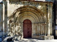 Arsac - Saint-Germain (Martin M. Miles (gone for a walk)) Tags: arsac stylesaintongeais caminodesantiago viaturonensis gironde 33 nouvelleaquitaine france