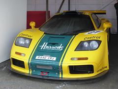 1995 McLaren F1 GTR (jane_sanders) Tags: goodwood 75thmembersmeeting 75mm membersmeeting motorcircuit westsussex sussex gt1sportscars gt1 gt mclarenf1gtr mclaren f1 gtr harrods