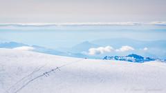 Ascension du Mont-Blanc (Laure Guilmot) Tags: landscape montain montagne montblanc alpinisme alpi nikon nikond7100 chamonix nature neige clouds outdoors explore travel adventure