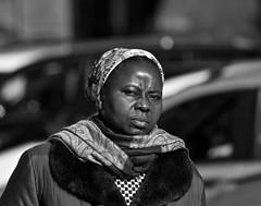 Angry Eyes (FraConti84) Tags: bw bwpeople bwportrait bwshot streetphoto streetshot blackandwhite blackandwhitepeople blackandwhiteportrait biancoenero biancoeneroroma ritratto portrait retrato romatermini canon angryeyes lazio italy