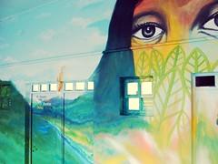 La cárcel siempre es para los pobres... (Felipe Smides) Tags: newen muralismo mural felipesmides smides valdivia mapuche