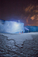Night Ice Climbing in Valdez (tobyharriman) Tags: 2017 alaska valdez adventure ak art artist climbers climbing custom fineart glacier glaciers headlamps ice iceclimbing lake landscape night outdoor photographer photography photos pictures prints sanfrancisco stock timelapse tobyharriman tourism valdezglacier valdezlake