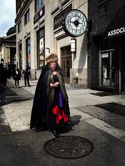 Miranda (ShelSerkin) Tags: shotoniphone hipstamatic iphone iphoneography squareformat mobilephotography streetphotography candid portrait street nyc newyork newyorkcity gothamist