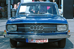 Audi 60L (Rob de Hero) Tags: limburg autoclassic2017 auto car classic 2017 oldtimer audi audi60 60l cars