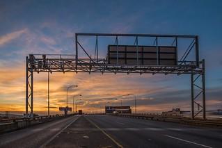 M2 Highway East, Johannesburg