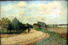 THE LOUVRE, PARIS (Norfolkboy1) Tags: france paris thelouvre alfredsisley