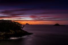 Joatinga - Rio de Janeiro (mariohowat) Tags: canon6d riodejaneiro natureza longaexposição noturnas sunrise amanhecer alvorada nascerdosol brasil brazil