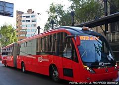 NEOBUS MERCEDES-BENZ MEGA BRT PROT-21 (ALFA_07) Tags: mercedesbenz neobus megabrt cdmx metrobús metrobúscdmx hamburgo